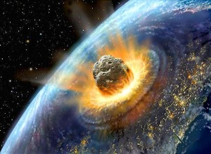La Terra sarà distrutta da un asteroide nel mese di settembre