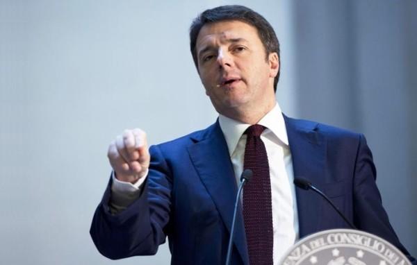 """Renzi e le tasse: """"Se dici che togli l'Imu ti dicono che sei come Berlusconi"""""""