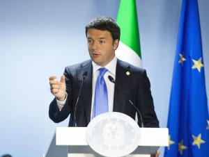 """Fisco europeo, Renzi: """"Decidiamo noi quali tasse ridurre, Ue non metta bocca"""""""