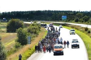 """Migranti, annuncio shock della Danimarca: """"Non venite da noi"""""""