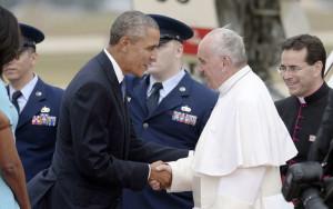 """Papa Francesco in visita negli Stati Uniti: """"Vengo come figlio di emigranti"""""""