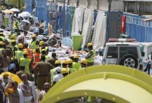 Festa del sacrificio, 250 fedeli muoiono calpestati nella calca a La Mecca. Oltre 450 i feriti