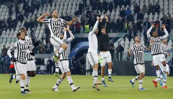 Champions League: Juventus-Manchester City 1-0, i bianconeri volano agli ottavi