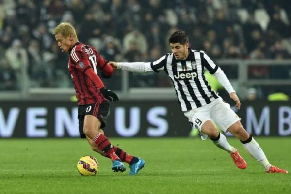 Juventus-Milan: probabili formazioni, diretta tv, info streaming e quote (Serie A 2015-16)