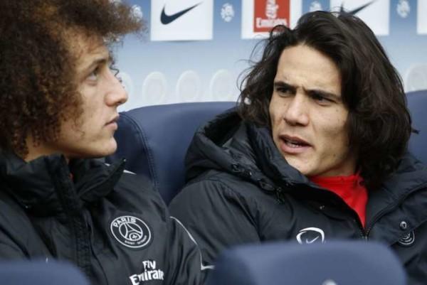 Attentati di Parigi: David Luiz e Cavani non vogliono tornare in Francia