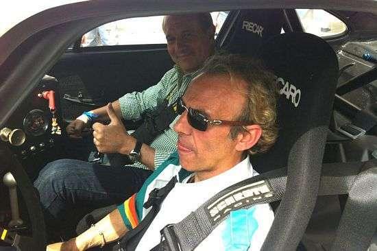 Nuova condanna per l'ex pilota Fabio Valle: denunciato dalla moglie che gli distrugge anche la Ferrari