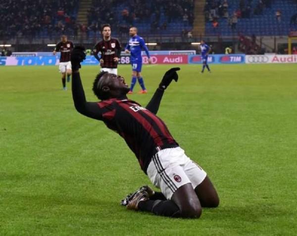 Milan-Sampdoria 4-1, serata da incorniciare per Niang: due gol e un assist