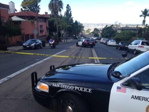 California, uomo spara all'impazzata a San Diego vicino all'aeroporto: arrestato