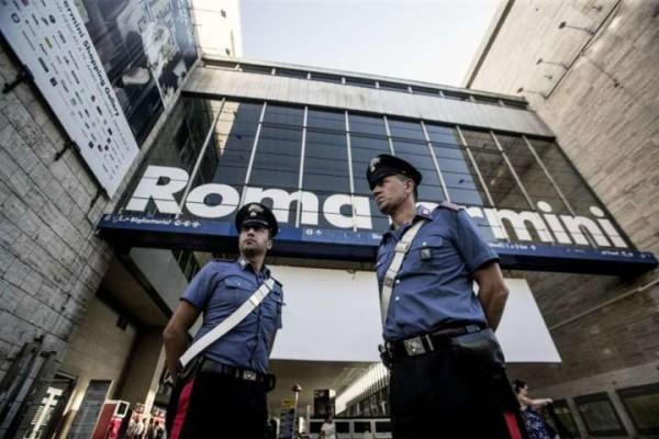 Allarme terrorismo, arrestato a Roma algerino con documenti falsi