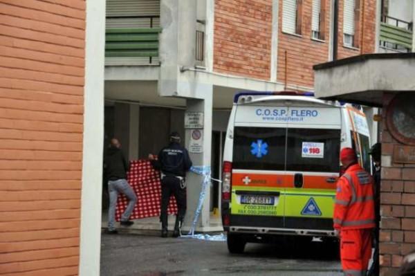 Omicidio-suicidio a Suzzara, 88enne uccide il figlio disabile e poi si impicca
