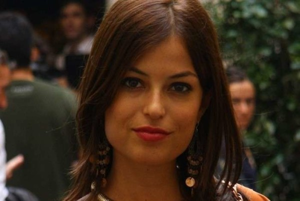 Sara Tommasi diventa dirigente di una squadra di calcio, la Marruvium