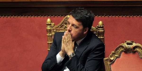 Discorso di fine anno di Renzi: M5S, Salvini e Berlusconi attaccano il premier