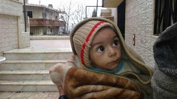Siria, fame a Madaya: civili costretti a mangiare foglie, cani e gatti per sopravvivere