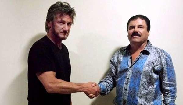 Sean Penn dopo arresto di El Chapo teme per la sua vita