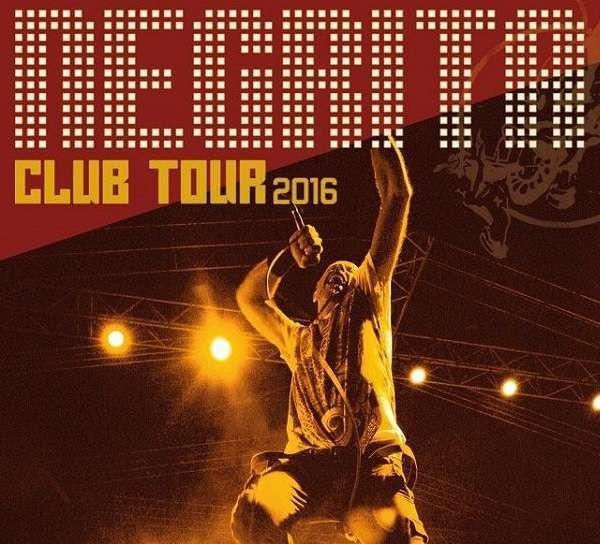 Negrita Club 2016, è sold out concerti ma viene aggiunta un'altra data a Cesena. Le date le tour