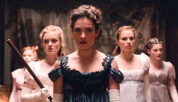"""""""Ppz - Orgoglio e pregiudizio e zombie"""", a febbraio il nuovo film horror: trama, trailer e cast"""