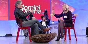 Uomini e Donne Trono Over, puntata del 25 febbraio: la delusione di Annamaria