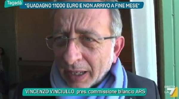 """Parlamentare Ncd: """"Faccio fatica ad arrivare a fine mese"""", con oltre 11mila euro al mese"""