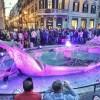 Giornata mondiale dell'Epilessia: colorati monumenti di viola, il colore simbolo