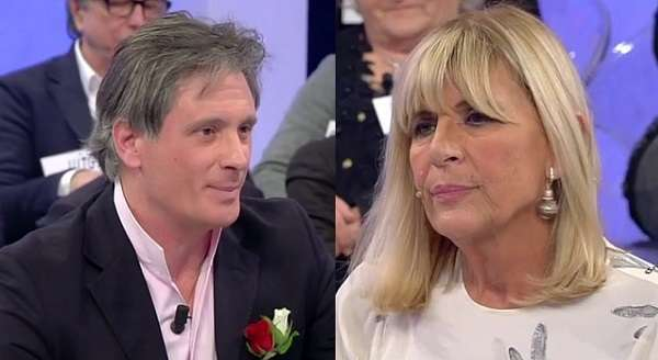 """Uomini e Donne, Trono Over del 24 febbraio, Giorgio accusa Gemma: """"Basta fare la vittima"""""""
