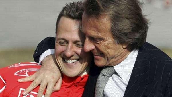 """Michael Schumacher, Montezemolo deluso: """"Non ho buone notizie, la vita è ingiusta"""""""