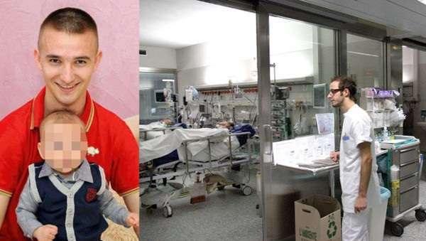 Rovigo, è morto il bimbo di 9 mesi caduto dal seggiolone: 2 settimane di agonia