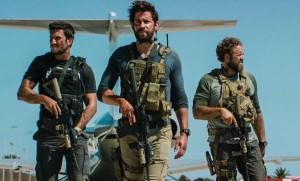 """13 Hours: The Secret Soldiers of Benghazi"": action filmato da Michael Bay. Trama e trailer"