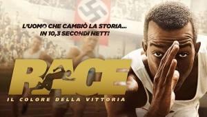 """""""Race - Il colore della vittoria"""", la vera storia dell'atleta afroamericano Jesse Owens"""