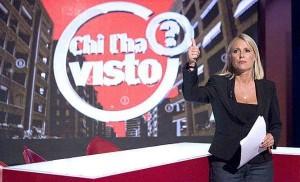 """Impreca in diretta Federica Sciarelli di """"Chi l'ha visto?"""", perde la pazienza sul caso Rosboch"""