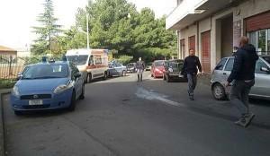 Catania: viene sfrattato e dà fuoco alla padrona di casa ad Adrano, arrestato 47enne