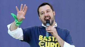 """Comunali Roma, Matteo Salvini: """"Solo Giorgia Meloni può battere Pd e M5S"""""""