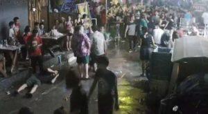Thailandia shock, intera famiglia inglese picchiata brutalmente in mezzo alla strada