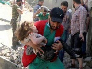 Siria: dottore morto per salvare vite umane, ucciso in un raid aereo su ospedale
