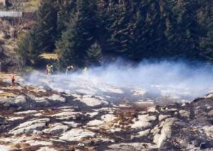 Norvegia: elicottero esplode in volo, 11 morti e 2 dispersi. Tra loro un italiano