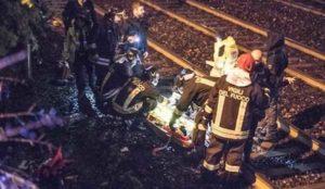Milano: treno travolge due giovani writers, morto un ragazzo di 19 anni