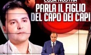 """Bruno Vespa sul caso Riina jr: """"Biagi intervistò Liggio e Sindona, e nessuno disse niente"""""""