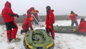 Lavoro, al via il bando per un anno in Antartide: stipendio da 7000 euro al mese