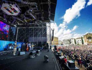 """Roma, 26esima edizione concerto del primo maggio: """"Giustizia e verità per Giulio Regeni"""""""