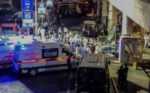 Attentato aeroporto Istanbul, si aggrava il bilancio dei morti: 41 e 239 feriti
