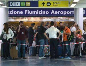 Roma, panico all'aeroporto di Fiumicino: per errore scatta l'allarme bomba
