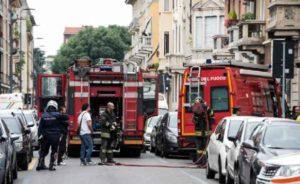 Milano, esplosione via Brioschi: indagato padre delle bimbe ustionate, era depresso