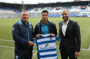 Calciomercato Milan, ufficiale Hachim Mastour in prestito al Pec Zwolle