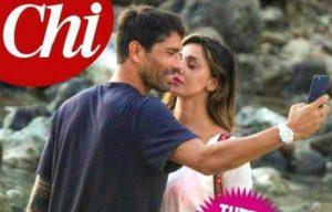 Belen Rodriguez e Marco Borriello, scatti di baci a Ibiza: tornano insieme dopo 8 anni