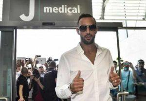 Calciomercato Juventus, ufficiale l'acquisto del difensore Mehdi Benatia