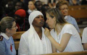 """Fermo, omicidio Nnamdi. L'assassino: """"Tutto ciò che ho vorrei donarlo alla vedova"""""""