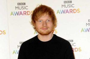Ed Sheeran accusato di plagio: la famiglia Townsend fa causa al cantante