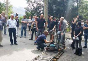'Felicissime condoglianze', la produzione del film accolta dal comune di Vitulano