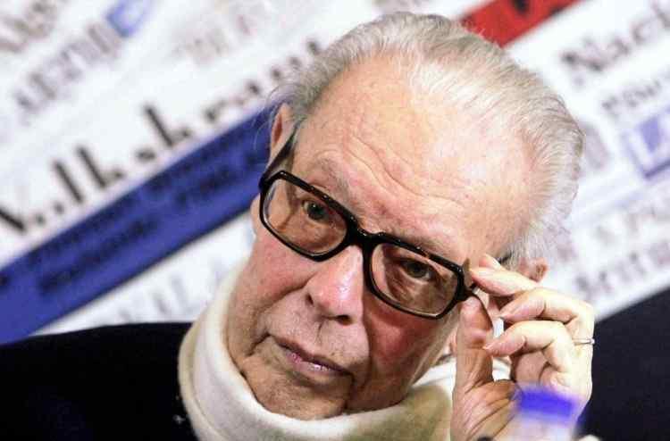 Scomparso Gian Luigi Rondi: addio al numero uno dei critici cinematografici