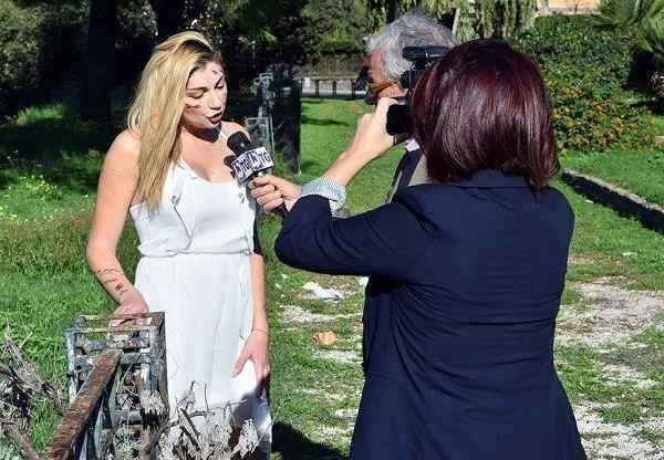 Lisa Torrisi, intervista esclusiva. Un calendario per raccontare la violenza sulle donne