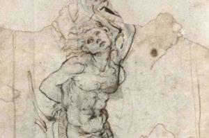 Medico in pensione scopre tra le vecchie cose un disegno di Leonardo Da Vinci